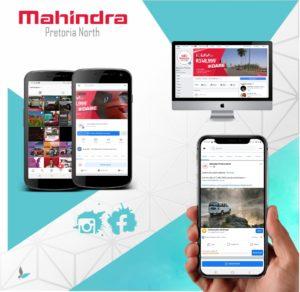 FACEBOOK ADS - Mahindra