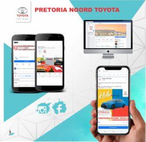 FACEBOOK ADS - Toyota
